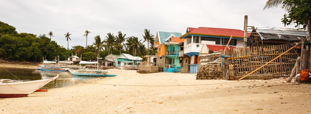 Malapascua island location